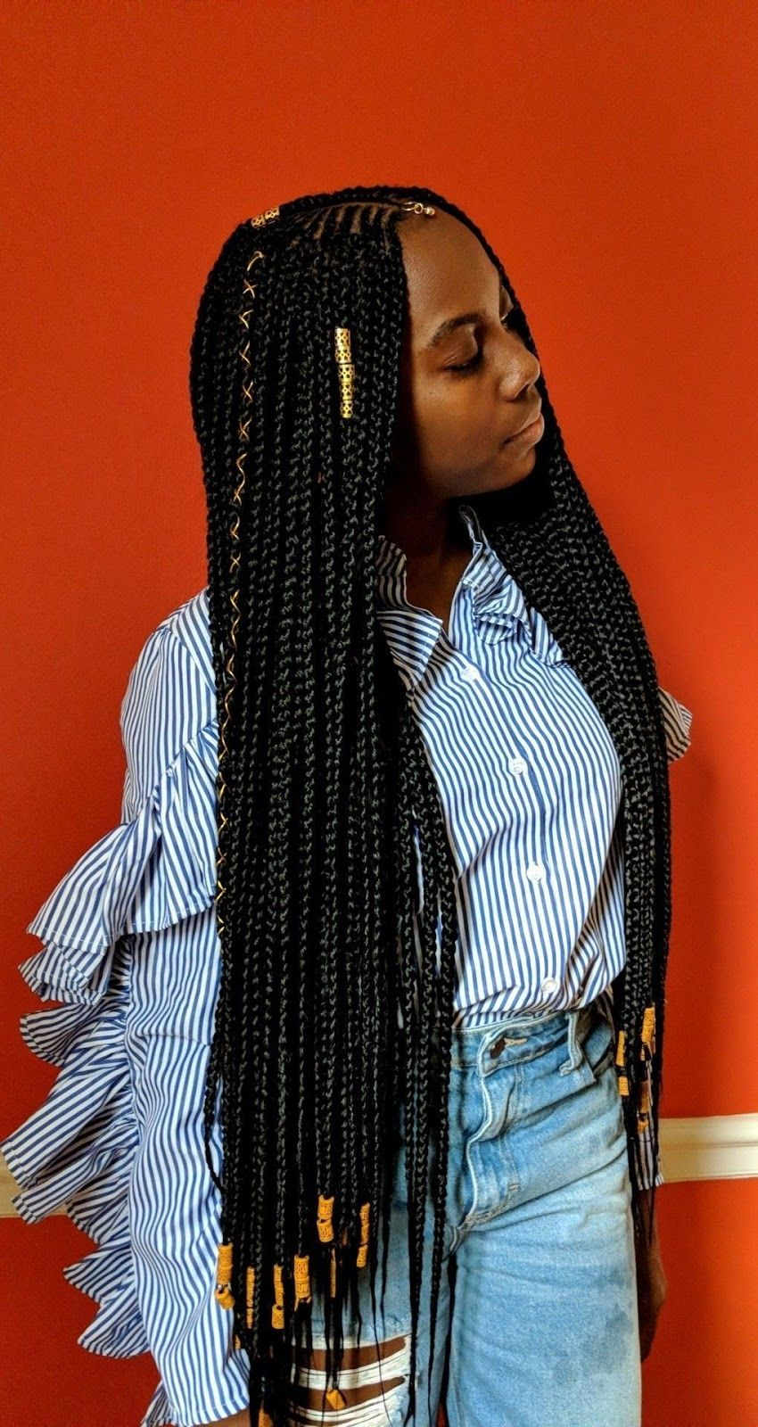 Ghana Braids Hair Style hairstyleforblackwomen.net 133
