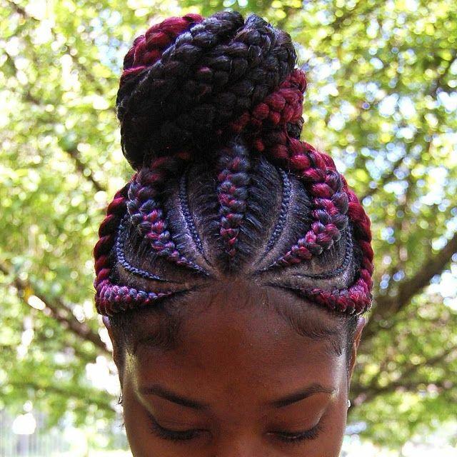 Ghana Braids Hair Style hairstyleforblackwomen.net 136