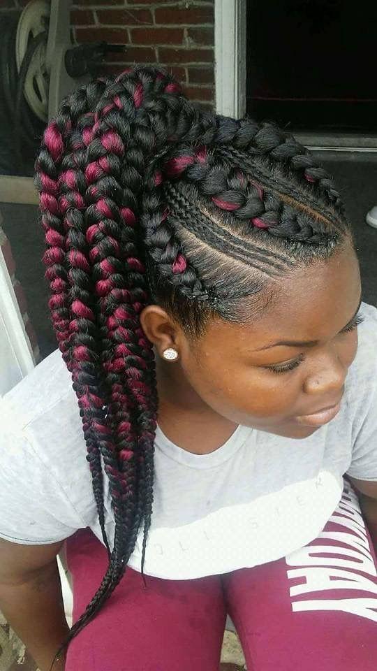 Ghana Braids Hair Style hairstyleforblackwomen.net 139