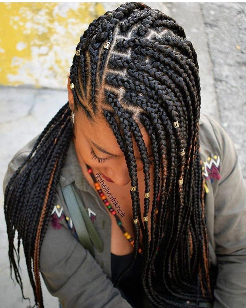 Ghana Braids Hair Style hairstyleforblackwomen.net 144