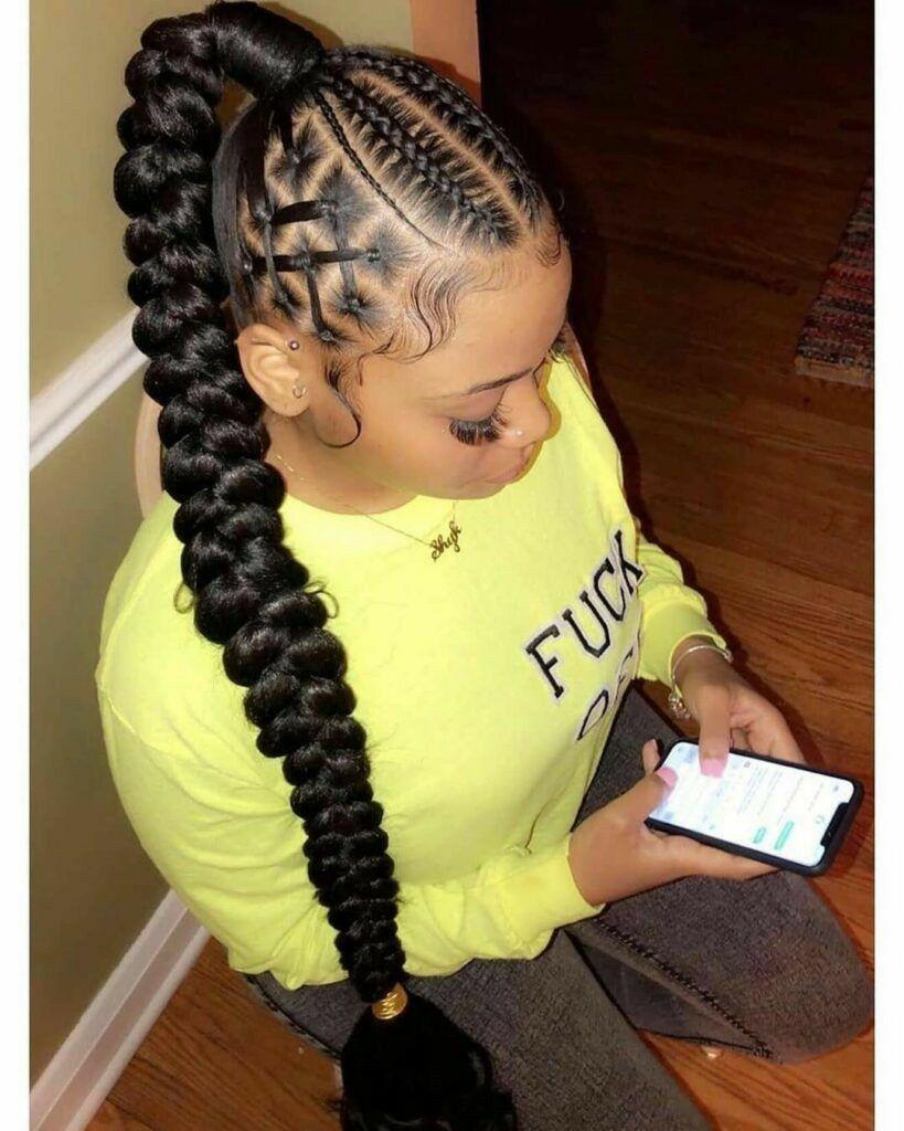 Ghana Braids Hair Style hairstyleforblackwomen.net 169