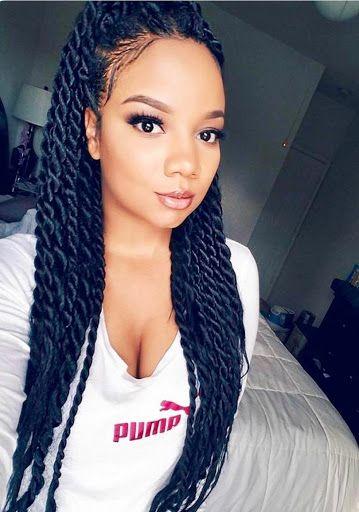 Ghana Braids Hair Style hairstyleforblackwomen.net 22