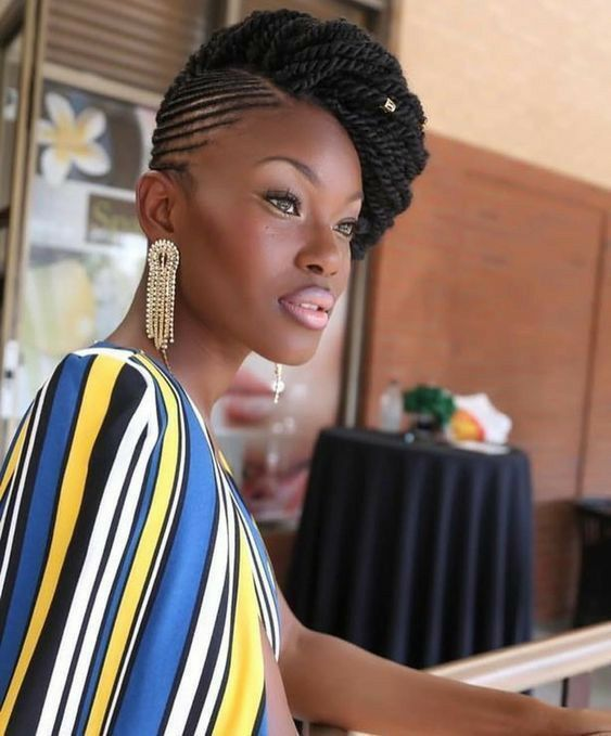 Ghana Braids Hair Style hairstyleforblackwomen.net 25