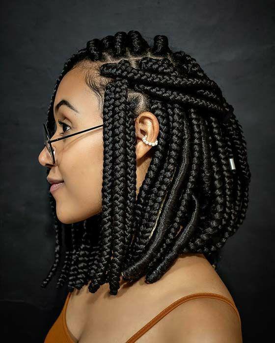 Ghana Braids Hair Style hairstyleforblackwomen.net 27