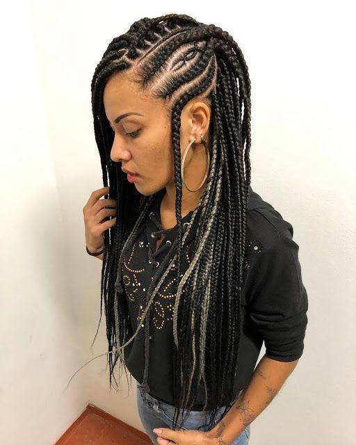 Ghana Braids Hair Style hairstyleforblackwomen.net 28