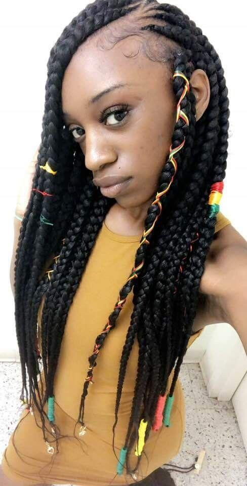Ghana Braids Hair Style hairstyleforblackwomen.net 31