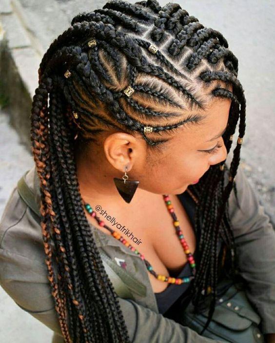 Ghana Braids Hair Style hairstyleforblackwomen.net 41