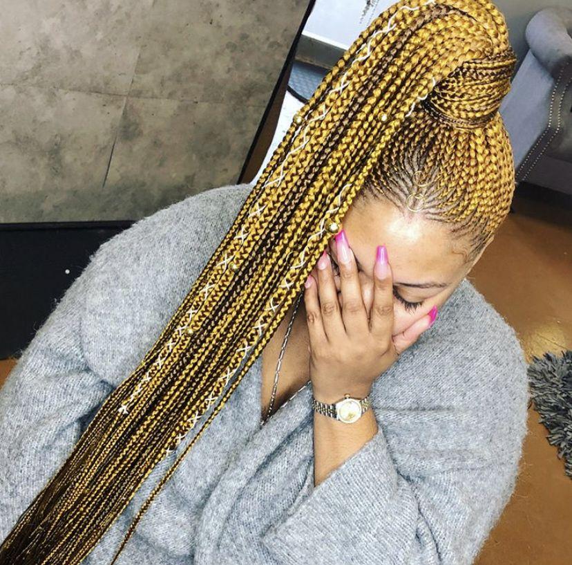 Ghana Braids Hair Style hairstyleforblackwomen.net 45