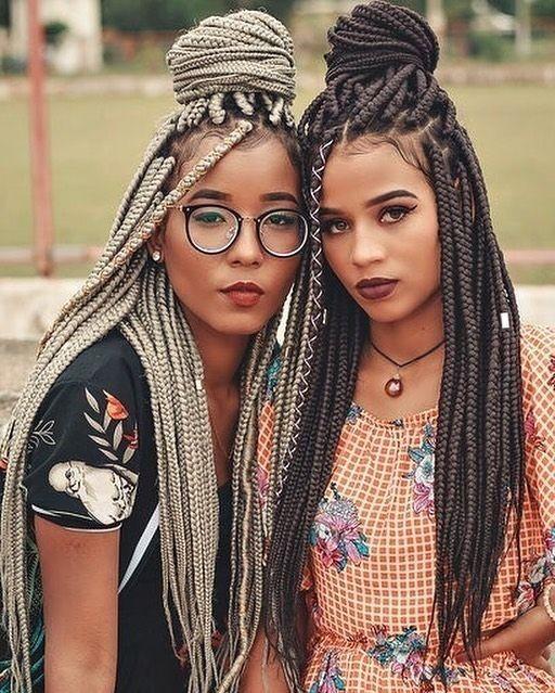 Ghana Braids Hair Style hairstyleforblackwomen.net 46