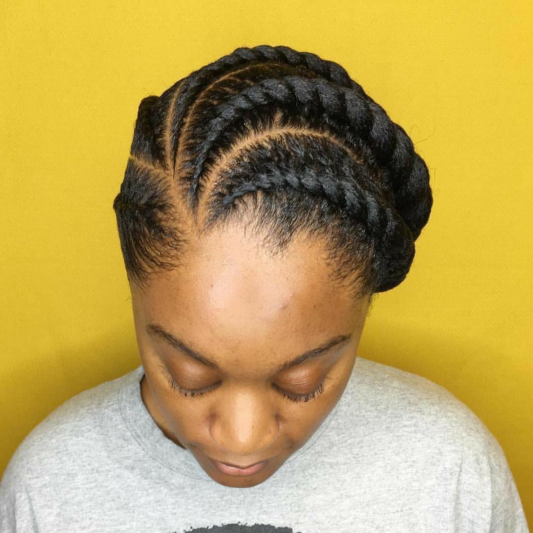 Ghana Braids Hair Style hairstyleforblackwomen.net 47