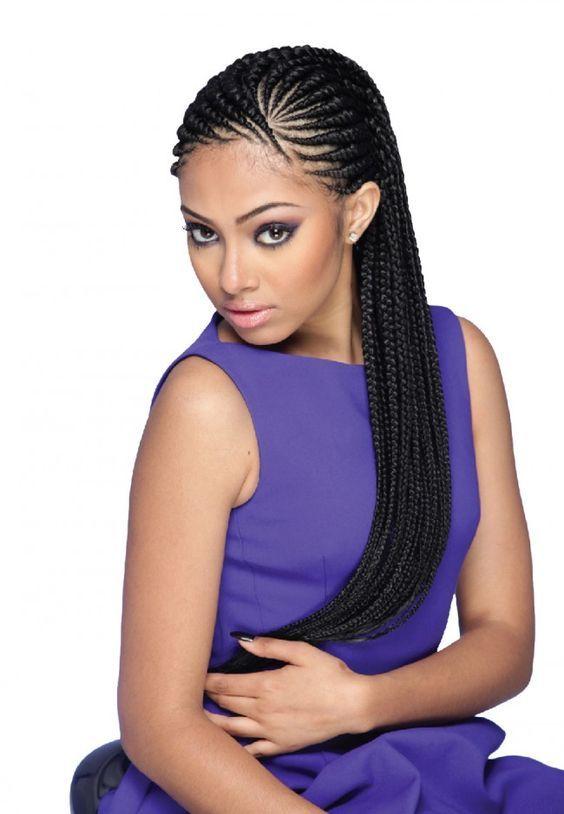 Ghana Braids Hair Style hairstyleforblackwomen.net 77