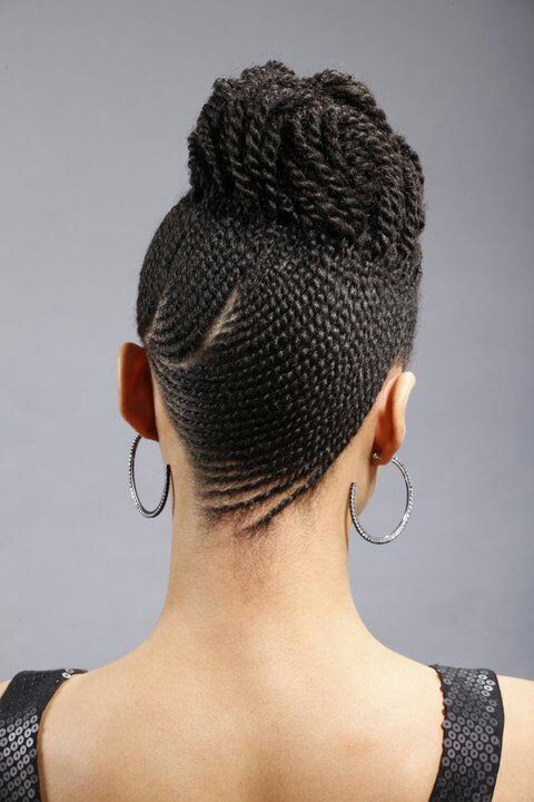 Ghana Braids Hair Style hairstyleforblackwomen.net 78