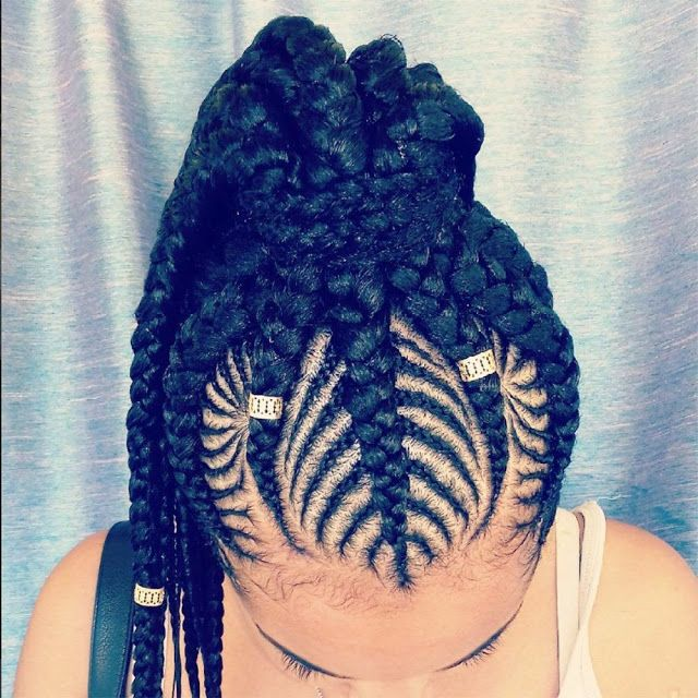 Ghana Braids Hair Style hairstyleforblackwomen.net 80