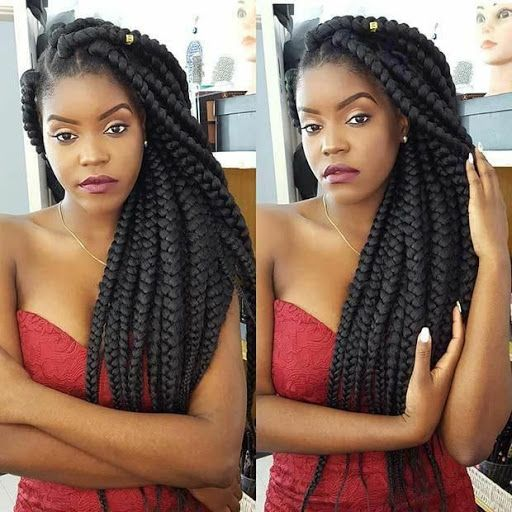 Ghana Braids Hair Style hairstyleforblackwomen.net 84