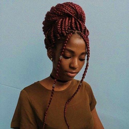 Ghana Braids Hair Style hairstyleforblackwomen.net 9