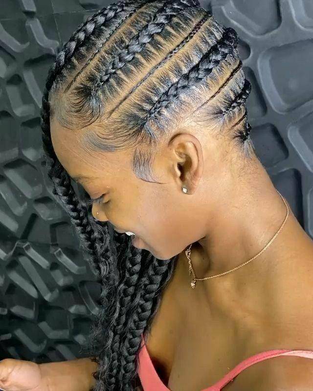 Ghana Braids Hair Style hairstyleforblackwomen.net 90
