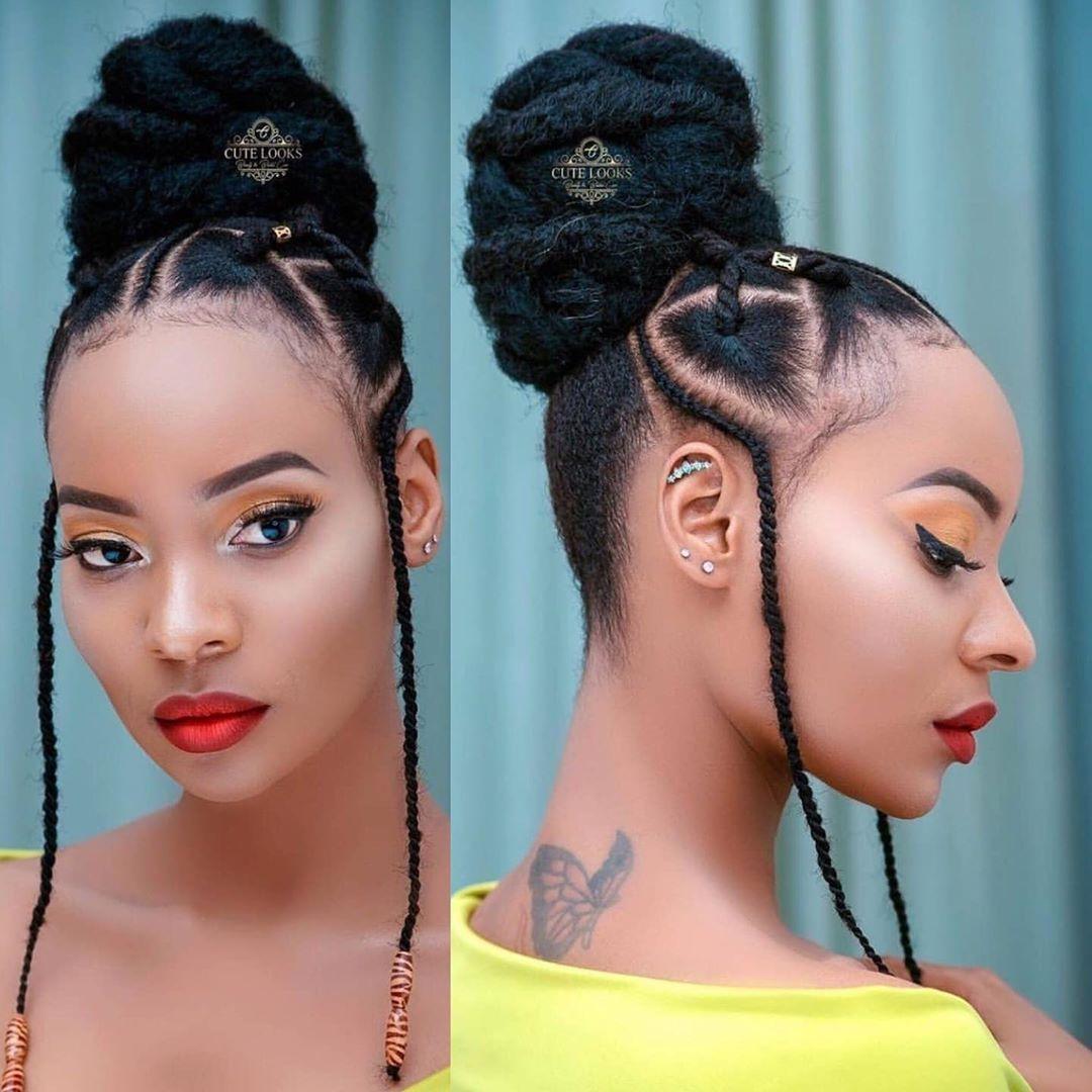Ghana Braids Hair Style hairstyleforblackwomen.net 91