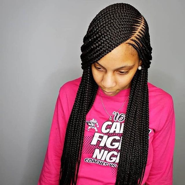 Ghana Braids  2020 Best Ghana Braids Hairstyles