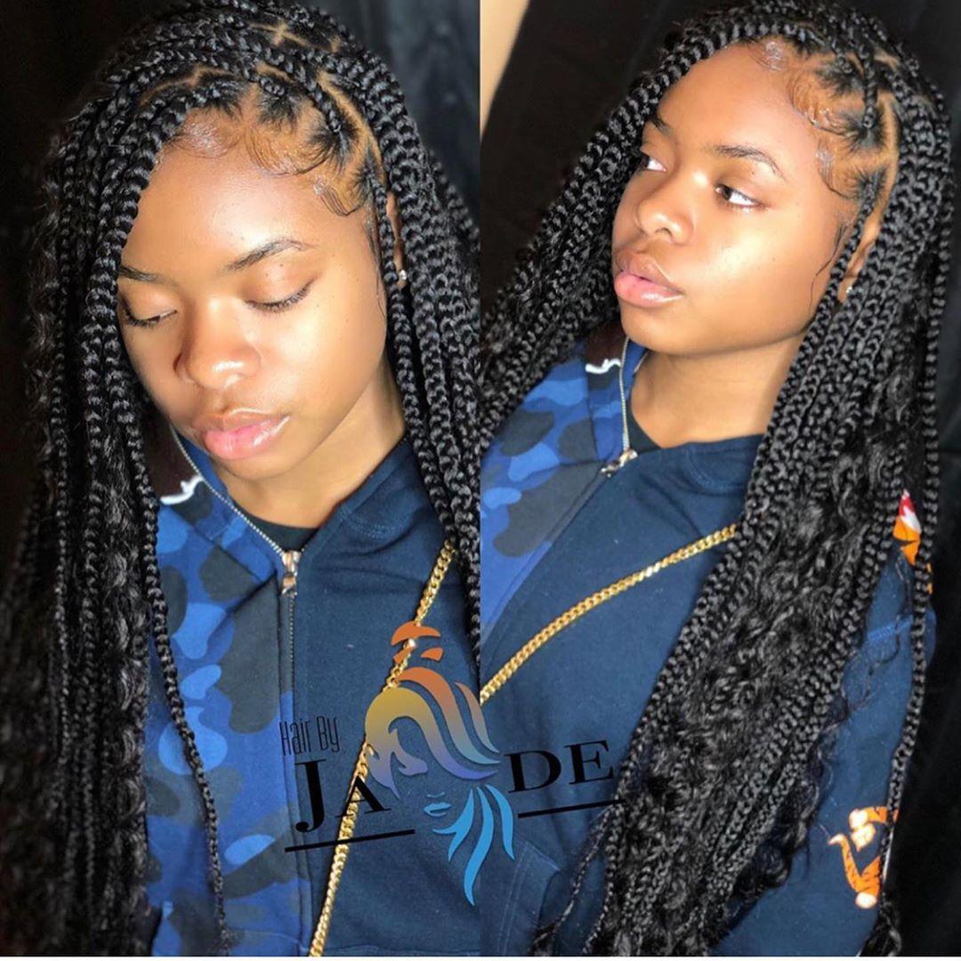 Goddess Braids Ideas hairstyleforblackwomen.net 1
