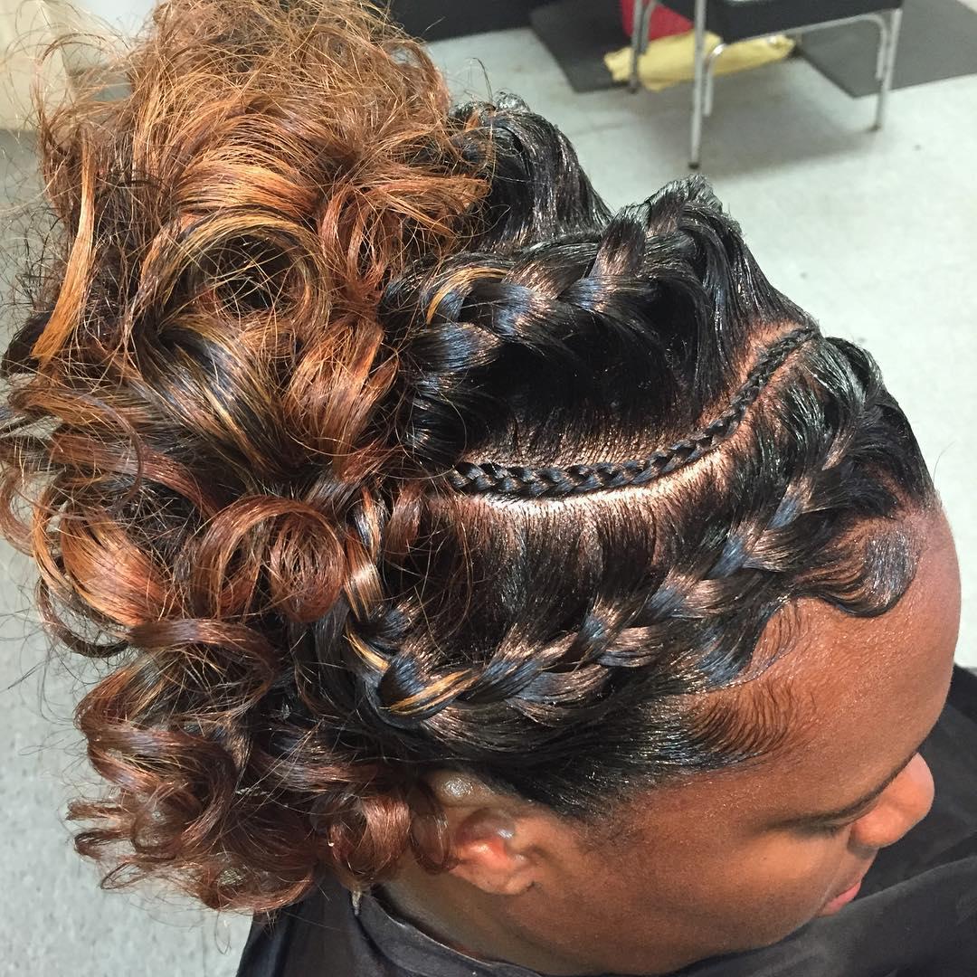 Goddess Braids Ideas hairstyleforblackwomen.net 13