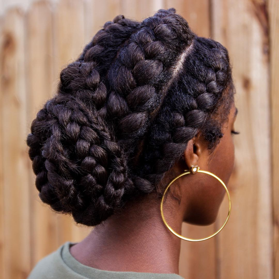 Goddess Braids Ideas hairstyleforblackwomen.net 14