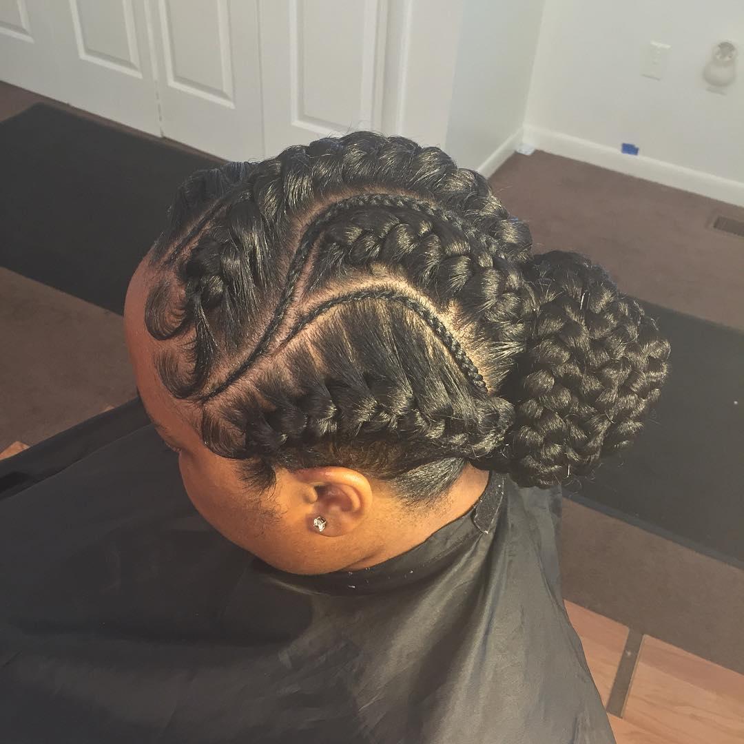 Goddess Braids Ideas hairstyleforblackwomen.net 16