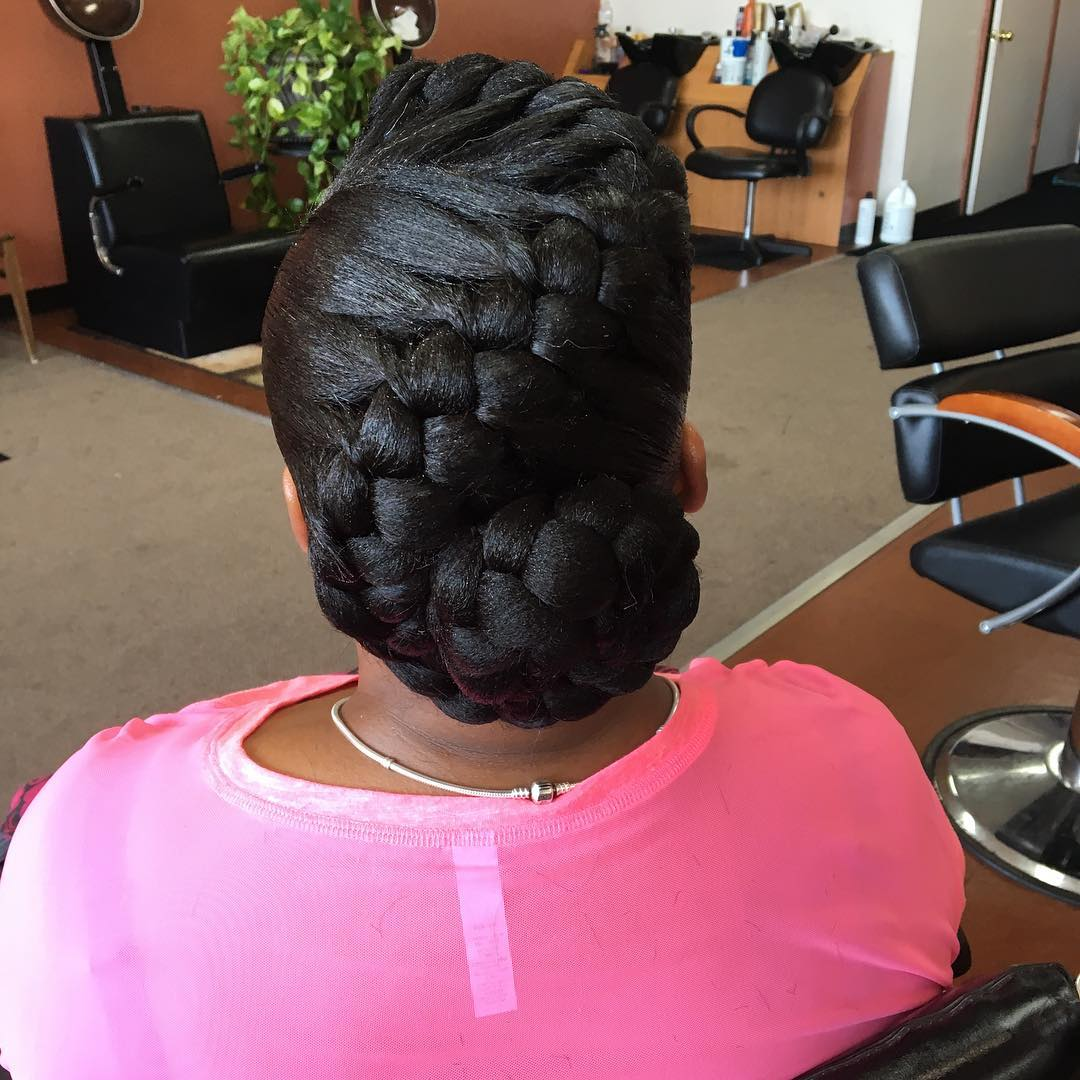 Goddess Braids Ideas hairstyleforblackwomen.net 17