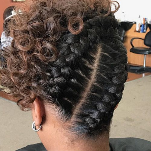 Goddess Braids Ideas hairstyleforblackwomen.net 2