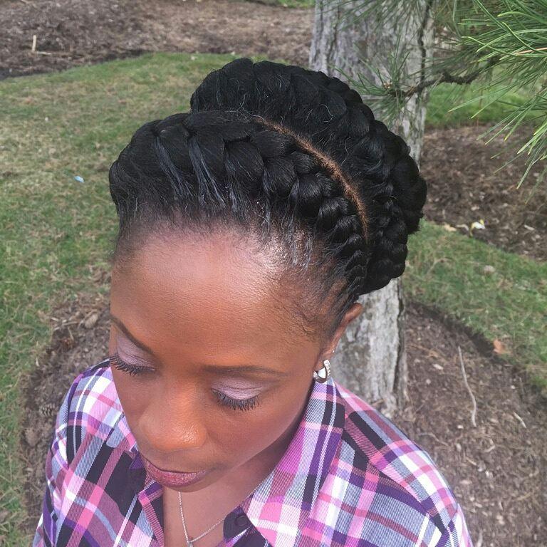 Goddess Braids Ideas hairstyleforblackwomen.net 22