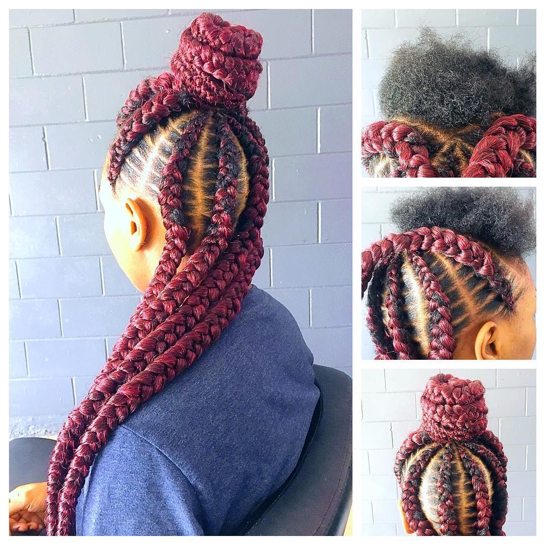 Goddess Braids Ideas hairstyleforblackwomen.net 23