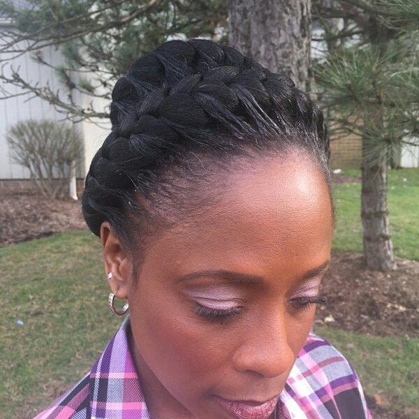 Goddess Braids Ideas hairstyleforblackwomen.net 27