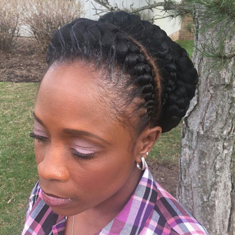 Goddess Braids Ideas hairstyleforblackwomen.net 30