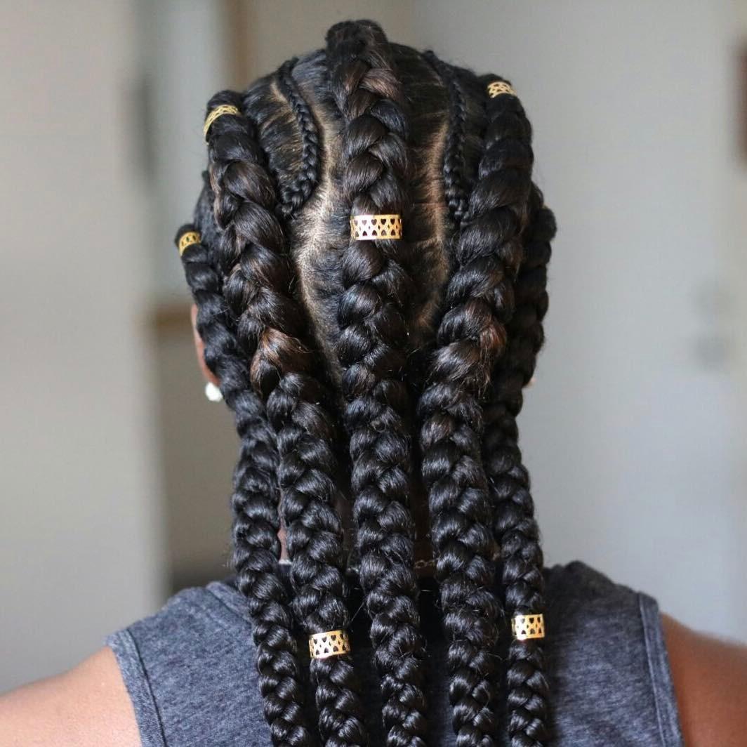 Goddess Braids Ideas hairstyleforblackwomen.net 32