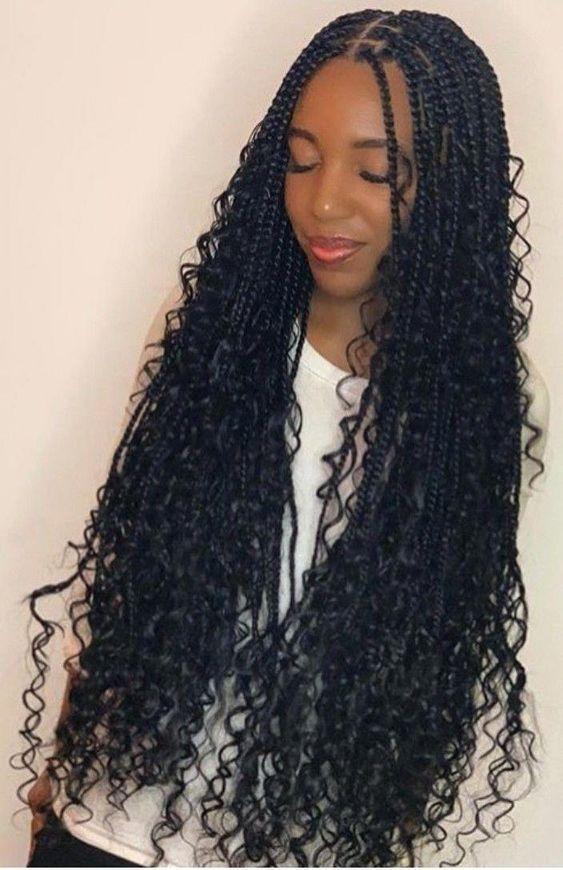 Goddess Braids Ideas hairstyleforblackwomen.net 38