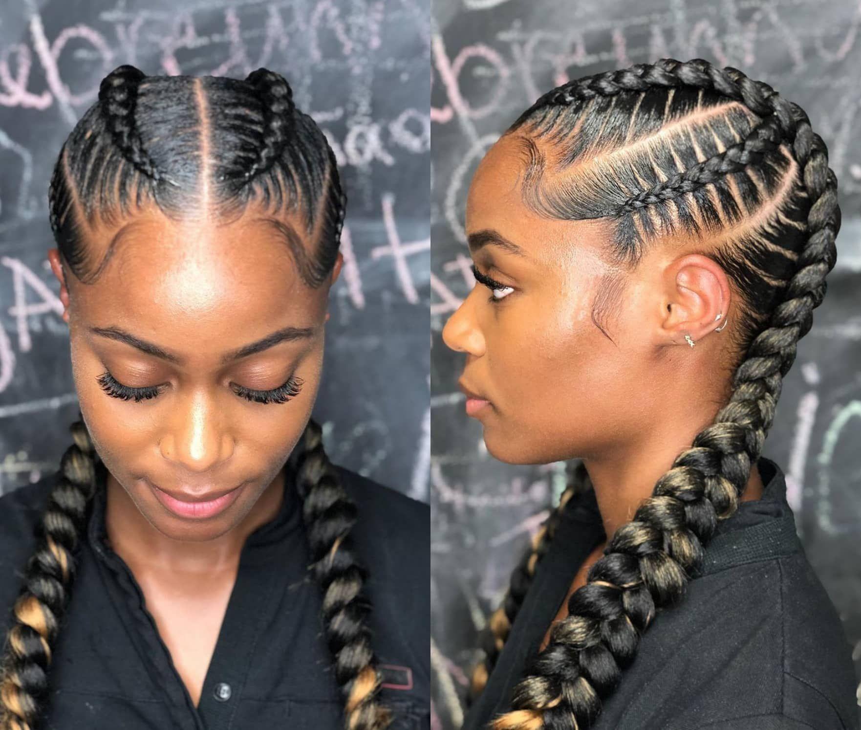 Goddess Braids Ideas hairstyleforblackwomen.net 4