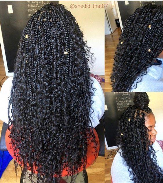 Goddess Braids Ideas hairstyleforblackwomen.net 44