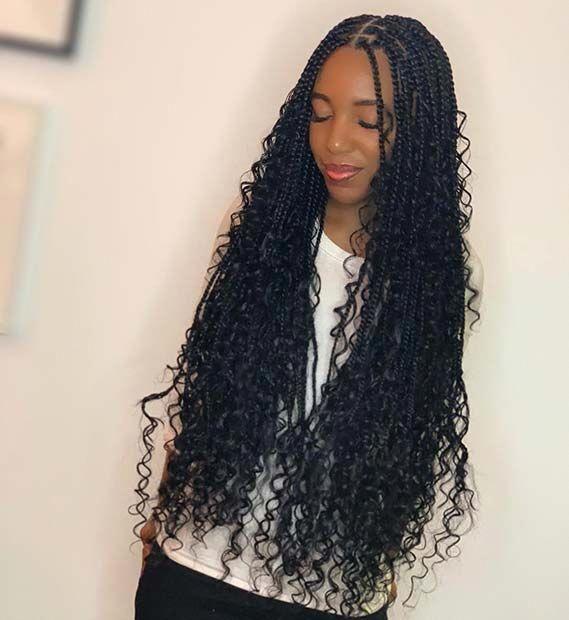 Goddess Braids Ideas hairstyleforblackwomen.net 6