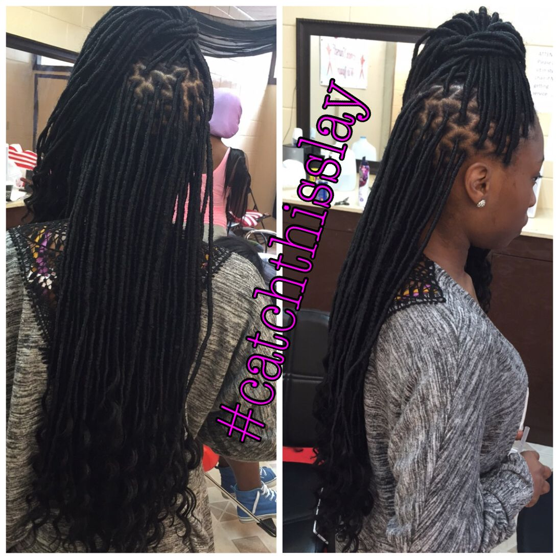 Gorgeous and Intricate Ghana Braids That You Will Love hairstyleforblackwomen.net 1