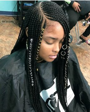 Gorgeous and Intricate Ghana Braids That You Will Love hairstyleforblackwomen.net 20