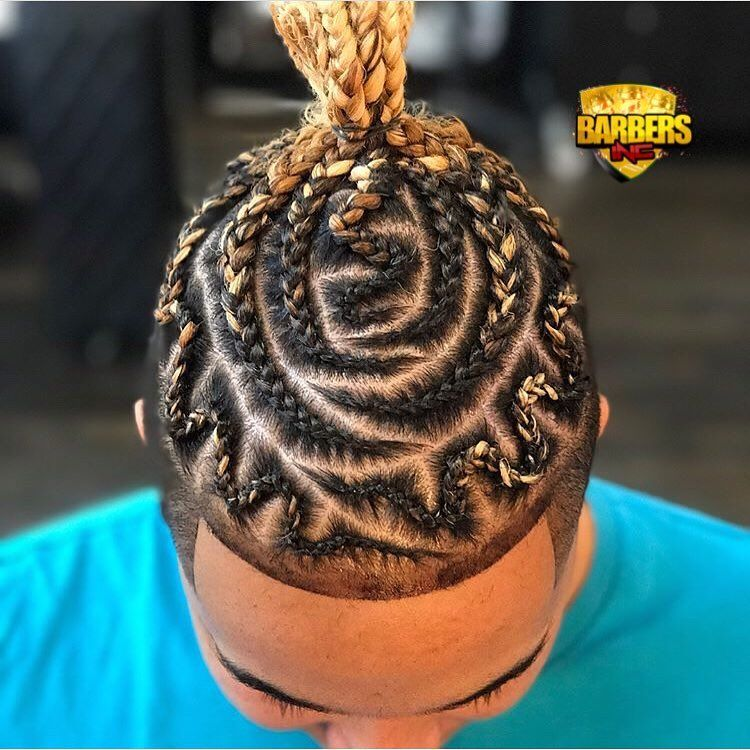 Gorgeous and Intricate Ghana Braids That You Will Love hairstyleforblackwomen.net 21
