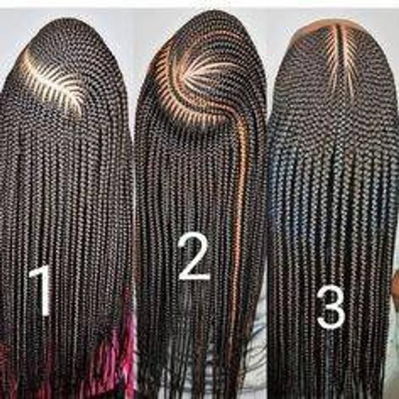 Gorgeous and Intricate Ghana Braids That You Will Love hairstyleforblackwomen.net 23