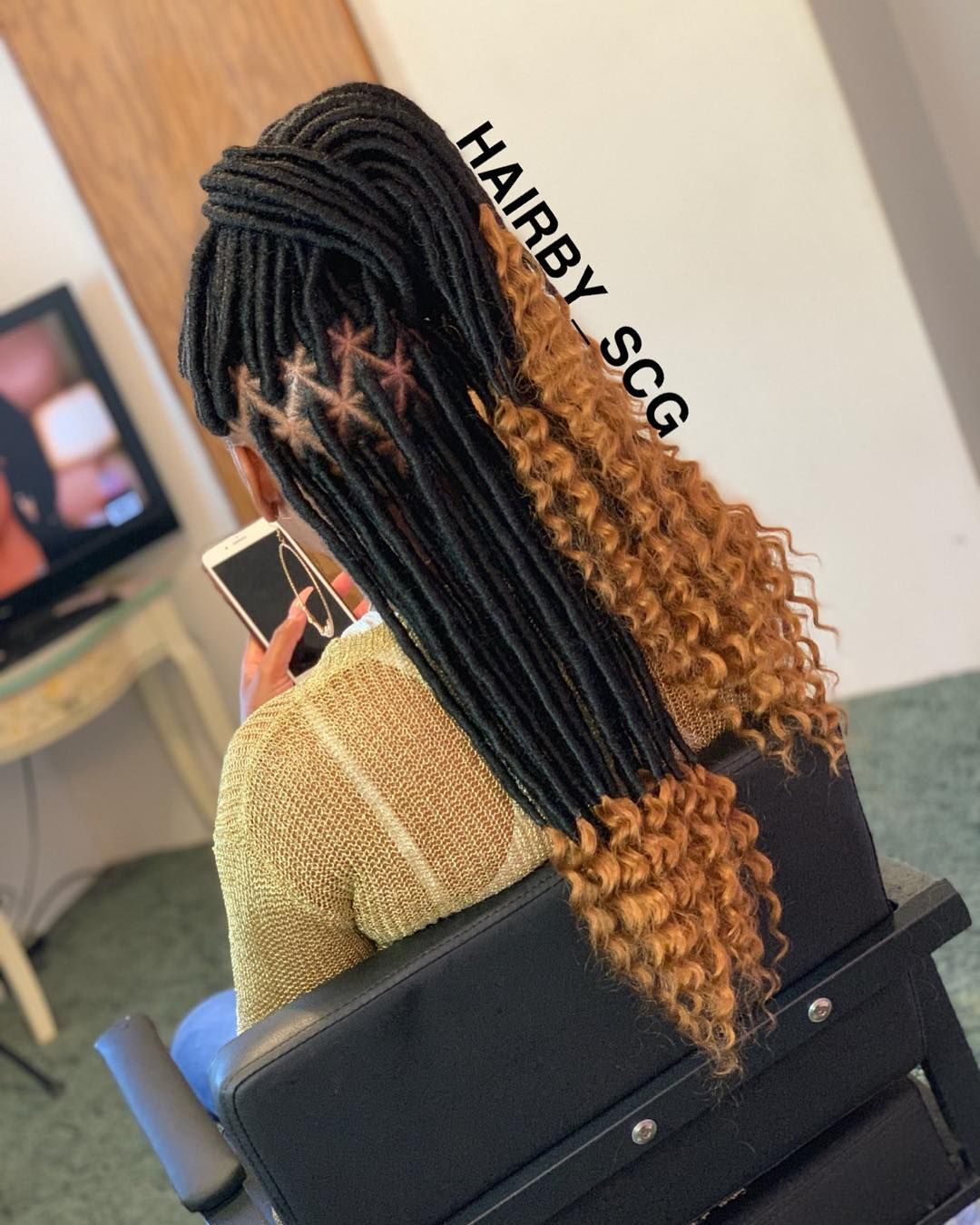 Gorgeous and Intricate Ghana Braids That You Will Love hairstyleforblackwomen.net 24
