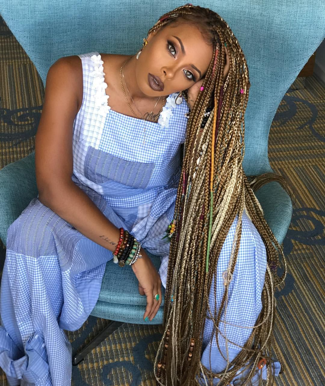 Gorgeous and Intricate Ghana Braids That You Will Love hairstyleforblackwomen.net 29