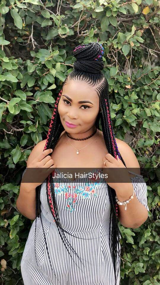 Gorgeous and Intricate Ghana Braids That You Will Love hairstyleforblackwomen.net 38