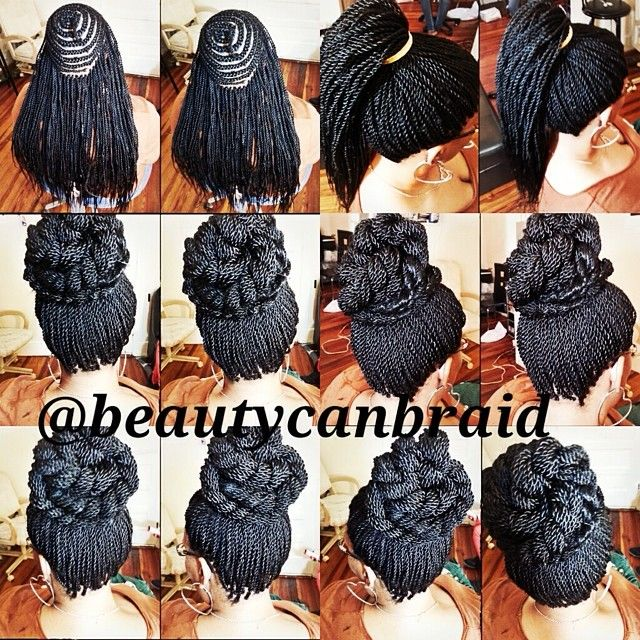 Gorgeous and Intricate Ghana Braids That You Will Love hairstyleforblackwomen.net 63
