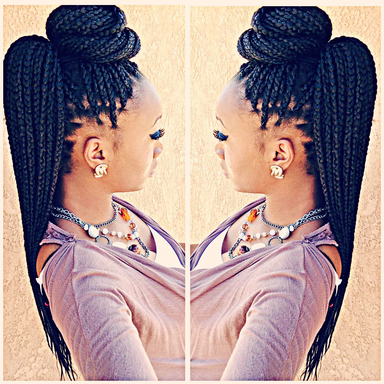 Gorgeous and Intricate Ghana Braids That You Will Love hairstyleforblackwomen.net 64