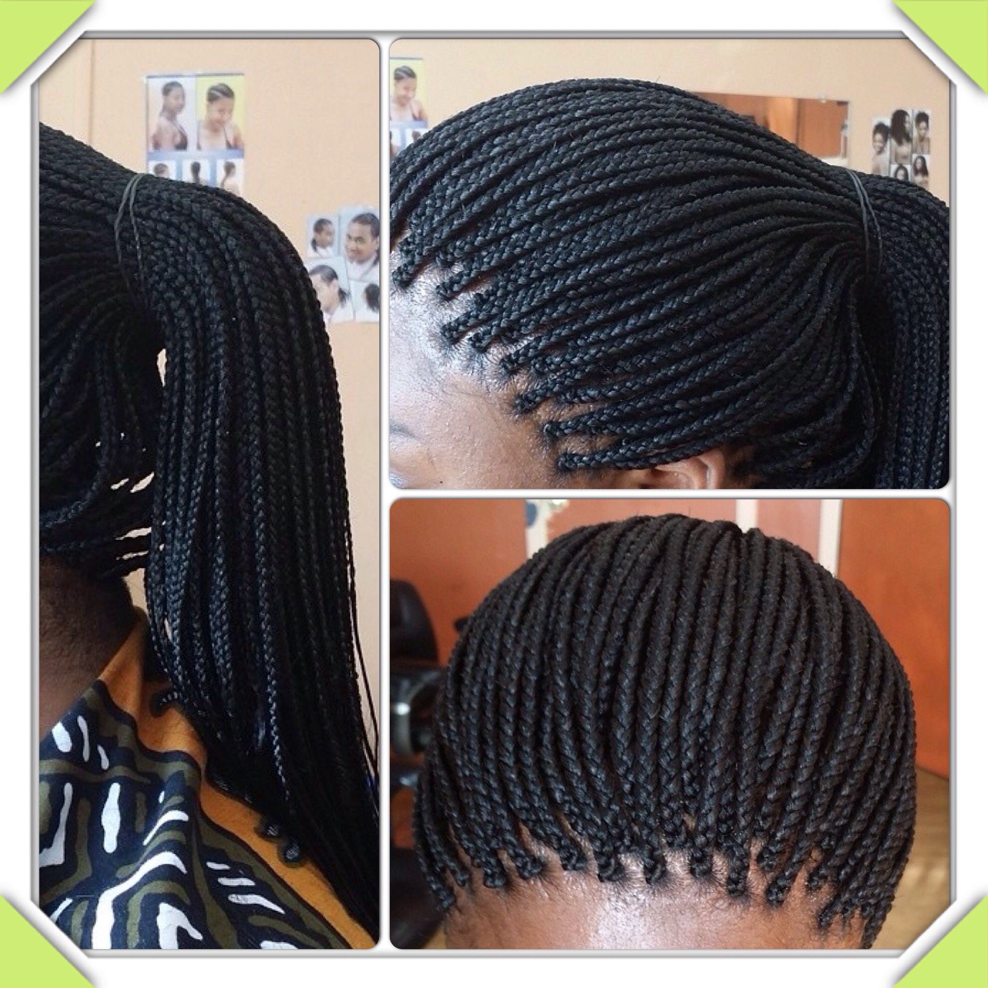 Gorgeous and Intricate Ghana Braids That You Will Love hairstyleforblackwomen.net 66