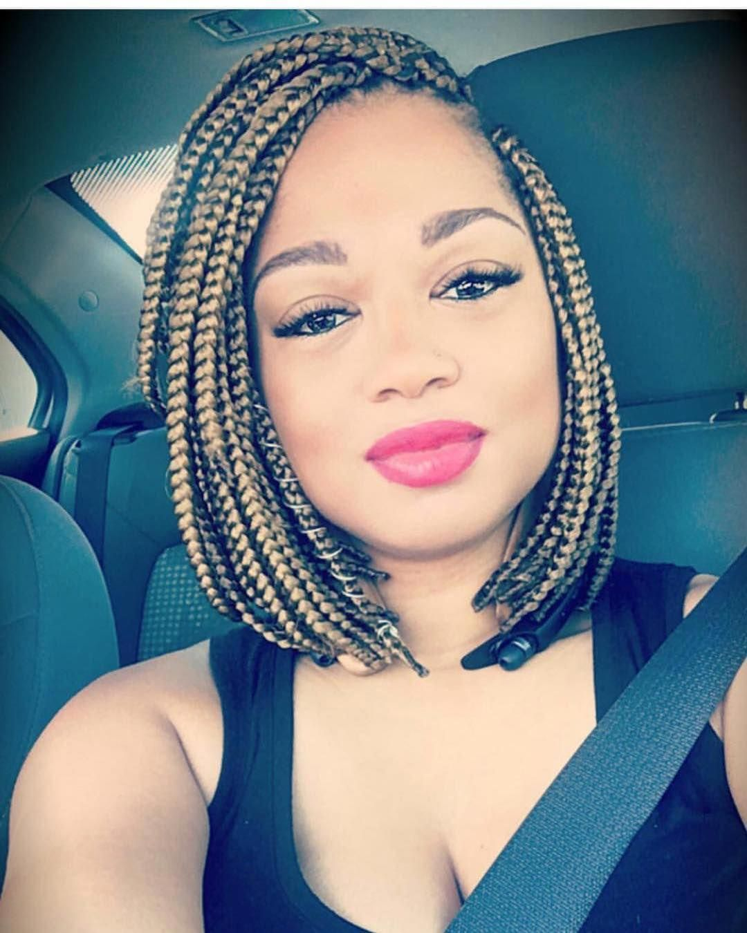 Gorgeous and Intricate Ghana Braids That You Will Love hairstyleforblackwomen.net 7