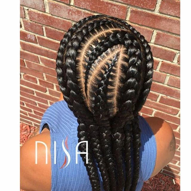 Gorgeous and Intricate Ghana Braids That You Will Love hairstyleforblackwomen.net 70