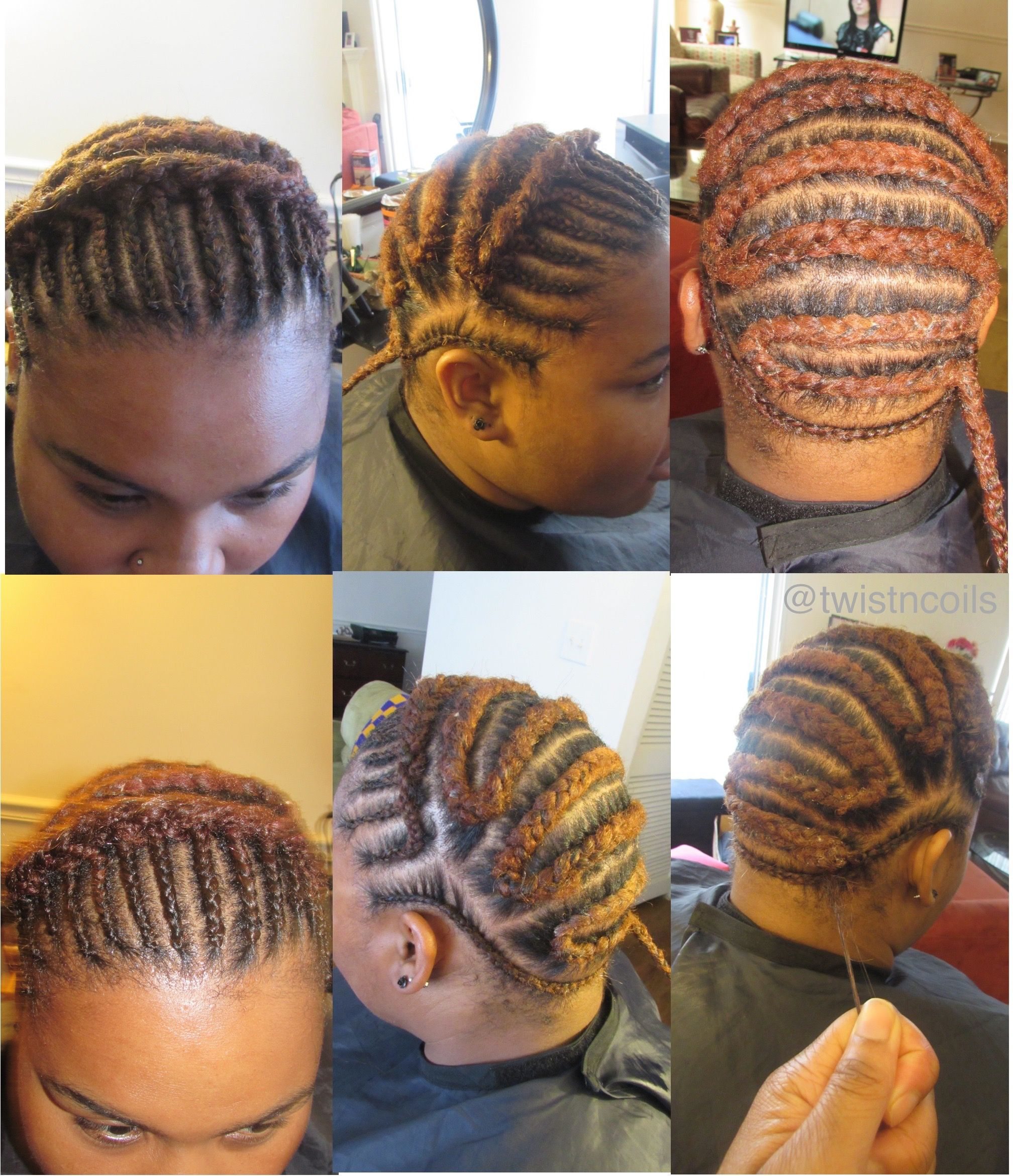 Gorgeous and Intricate Ghana Braids That You Will Love hairstyleforblackwomen.net 72